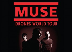 Muse links with Moment Factory for 'epic' Drones World Tour