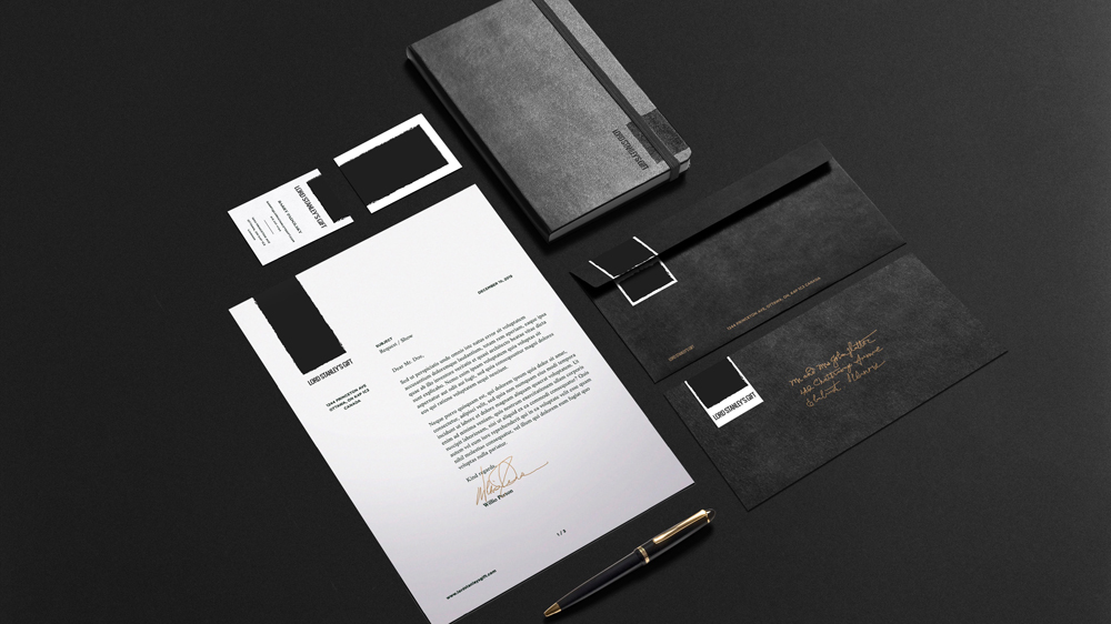 Lord Stanley's Gift - stationery