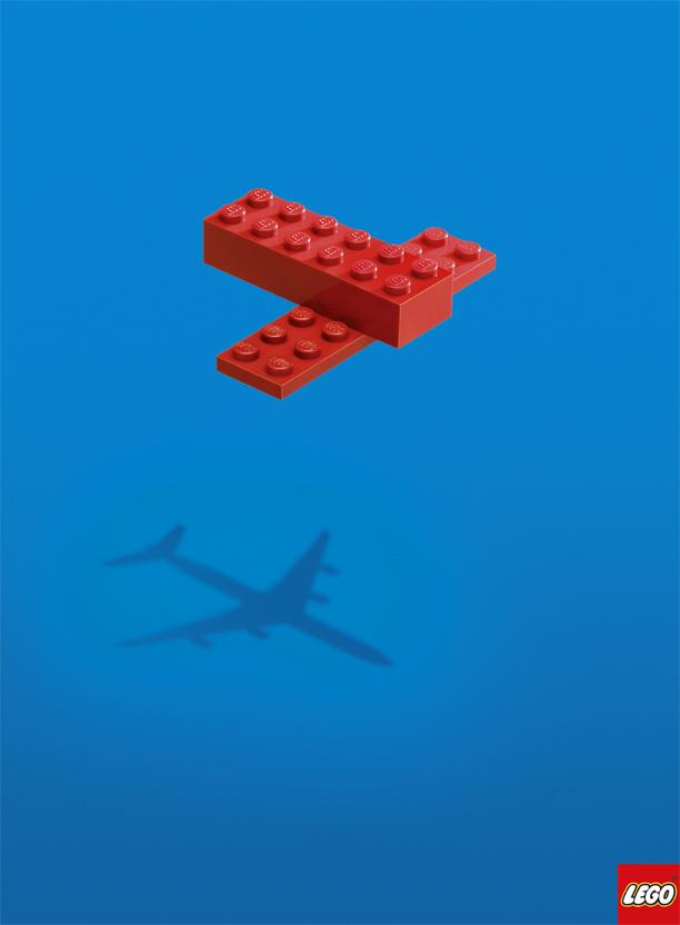 A Lego ad